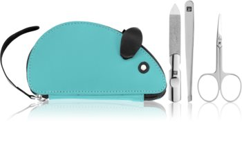 Zwilling Kids Manicure Set Turquoise (for Kids) Shade