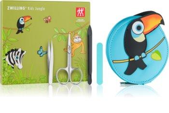 Zwilling Kids Jungle kit manucure Toucan (pour enfant)