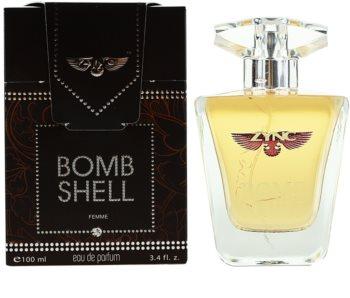 Zync Bombshell eau de parfum para mulheres 100 ml