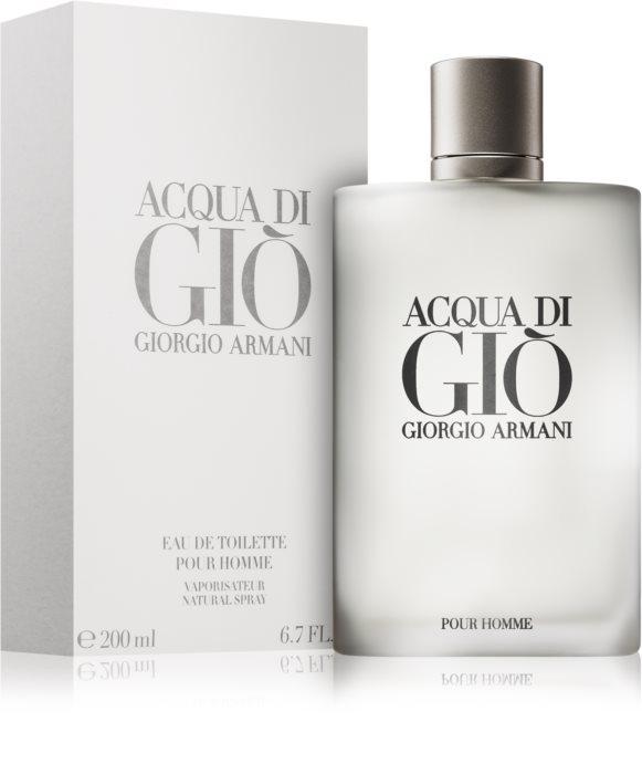 <center>Armani Acqua di Giò Pour Homme</center>