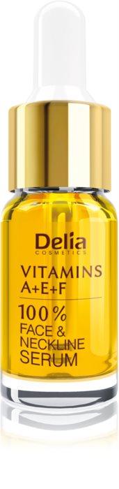 Delia Cosmetics Professional Face Care Vitamins A+E+F..