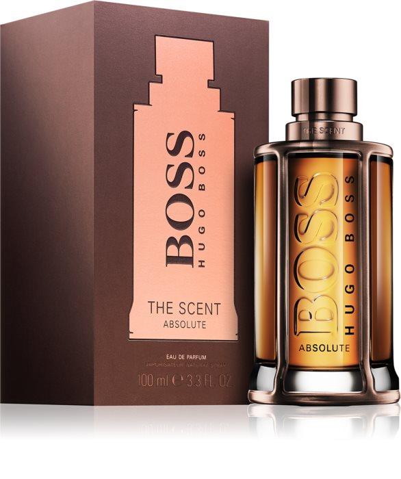 <center>Hugo Boss BOSS The Scent Absolute</center>