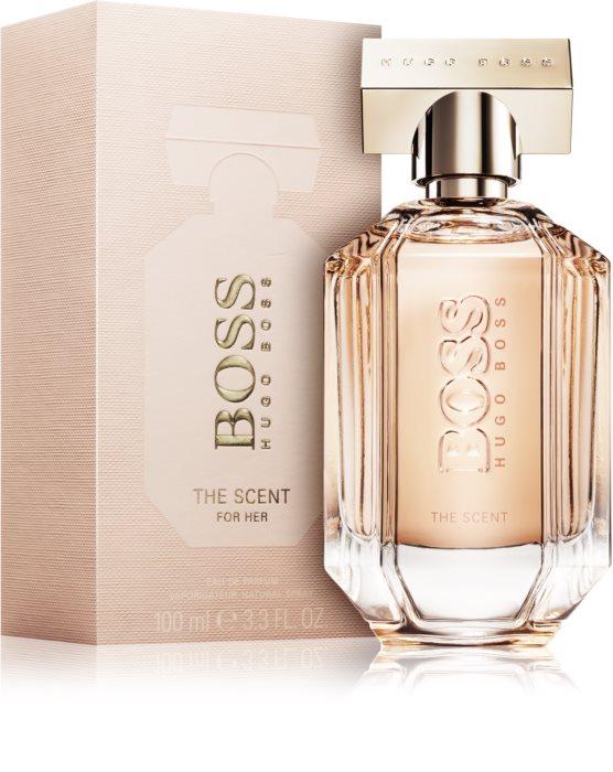 <center>Hugo Boss BOSS The Scent</center>