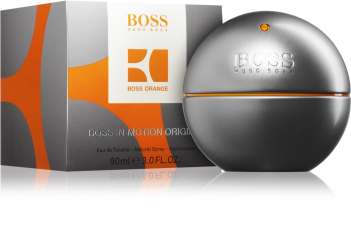 <center>Hugo Boss BOSS In Motion</center>