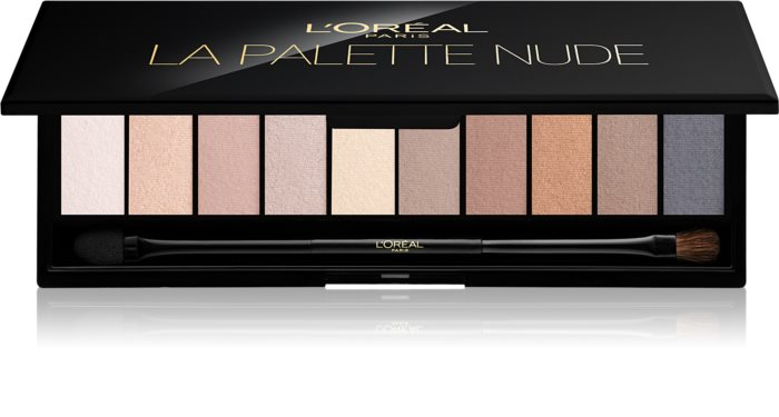 La Palette Nude, Color Riche, LOréal Paris, 24,90 € - 20