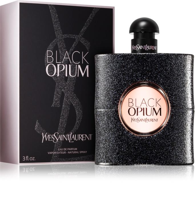 <center>Yves Saint Laurent Black Opium</center>