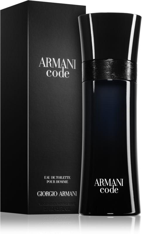 <center>Giorgio Armani Code EDT</center>