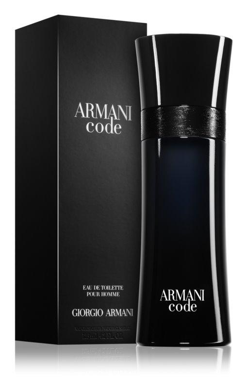 <center>Giorgio Armani Code</center>