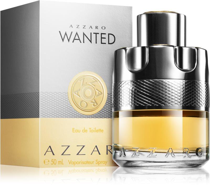 <center>Azzaro Wanted</center>