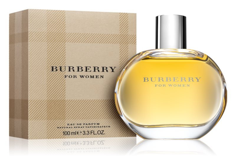 <center>Burberry For Women</center>