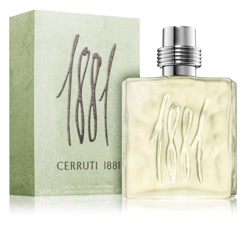 <center>Cerruti 1881 Pour Homme</center>