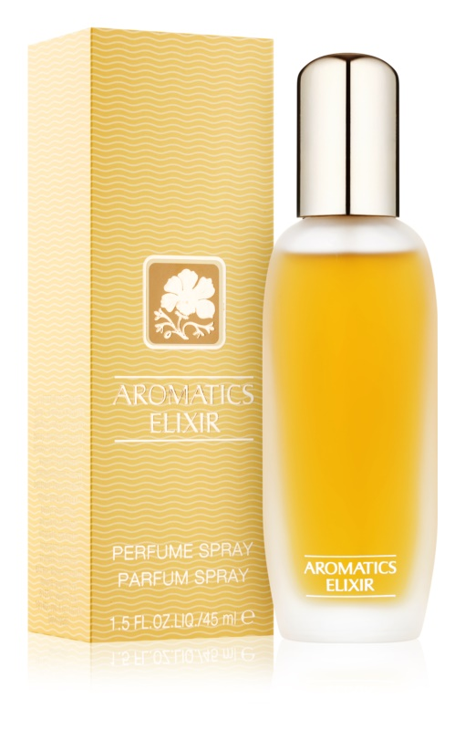 <center>Clinique Aromatics Elixir</center>