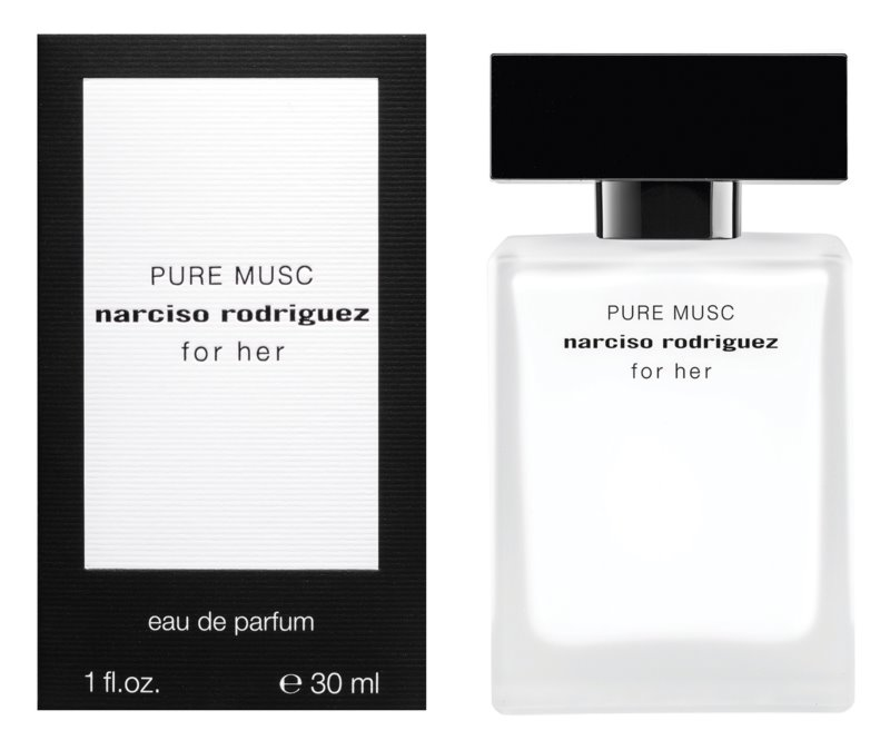 <center>Narciso Rodriguez For Her Pure Musc</center>