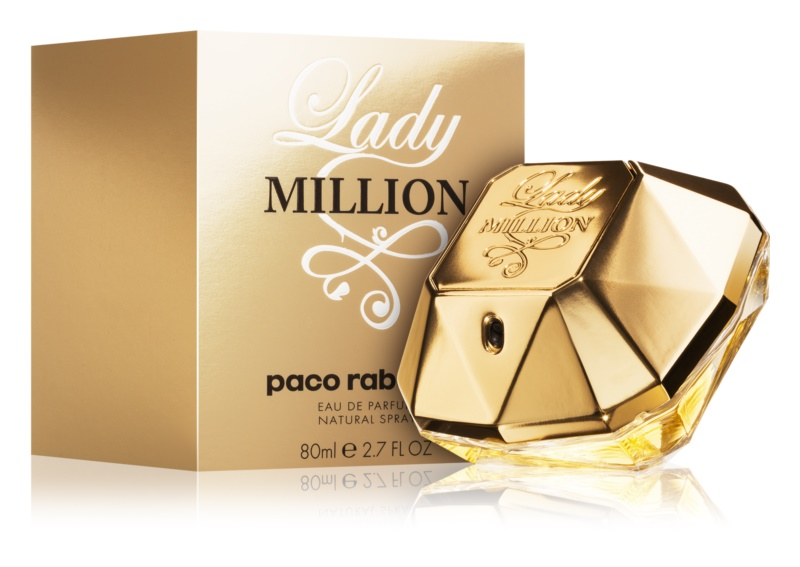 <center>Paco Rabanne Lady Million</center>