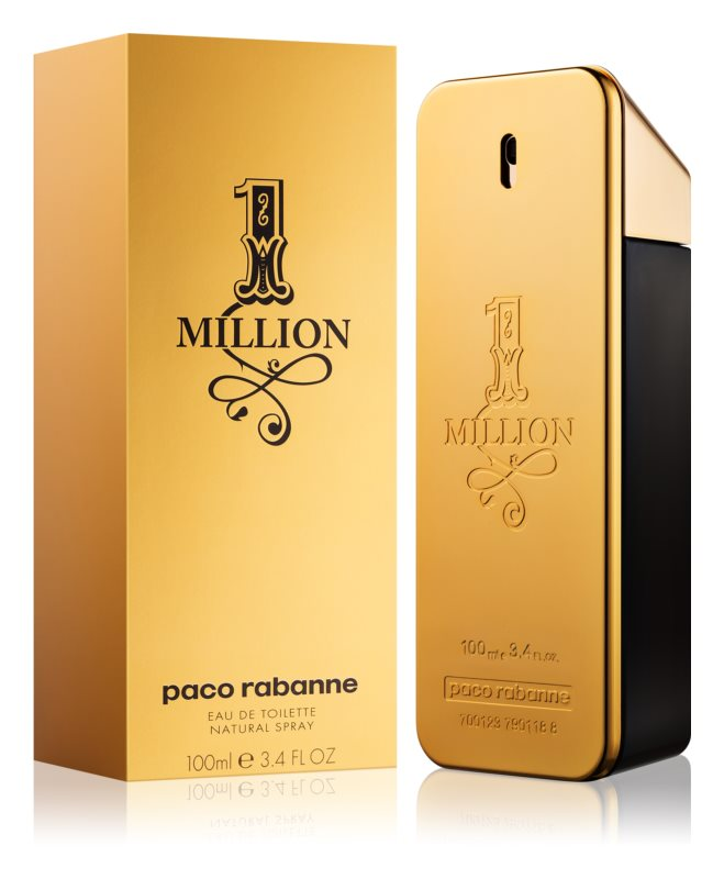 <center>Paco Rabanne 1 Million EDT</center>