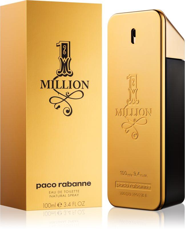 <center>Paco Rabanne 1 Million</center>