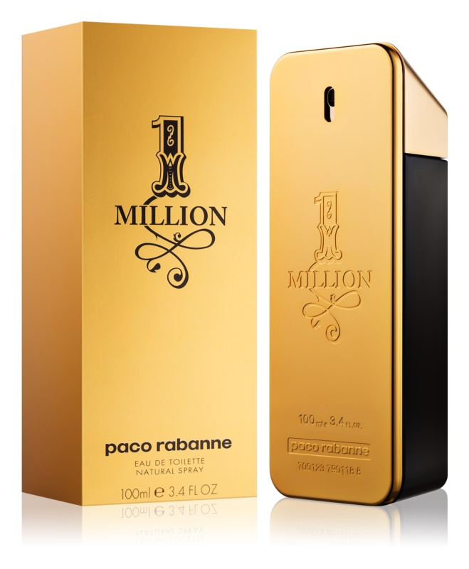 <center>Paco Rabanne 1 Million</center>