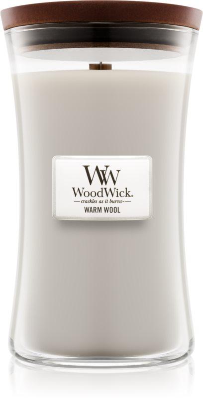 Woodwick Warm Wool