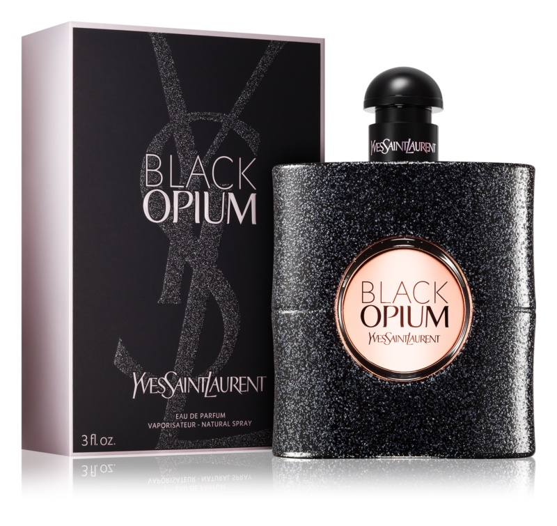 <center>Yves Saint Laurent Black Opium</center>
