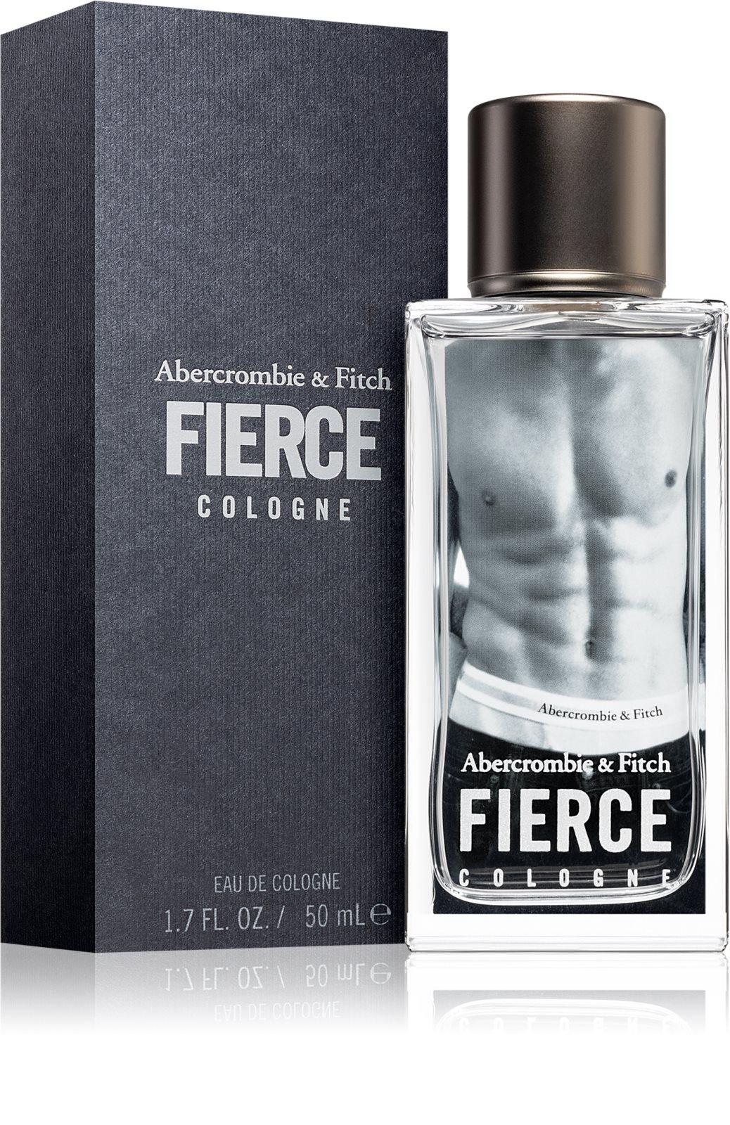 <center>Abercrombie & Fitch Fierce</center>