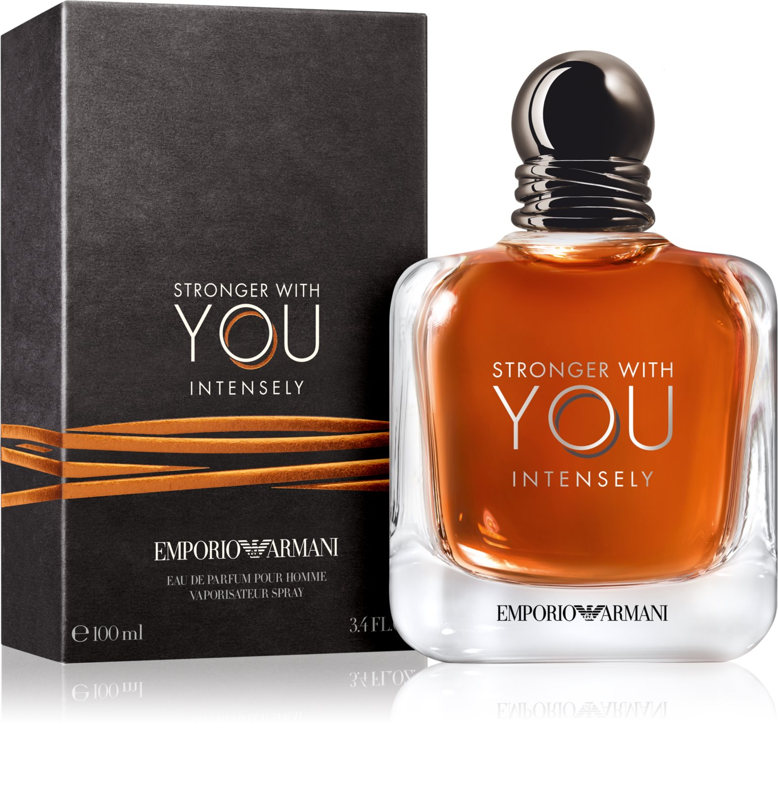 <center>Armani Stronger With You Intensely</center>