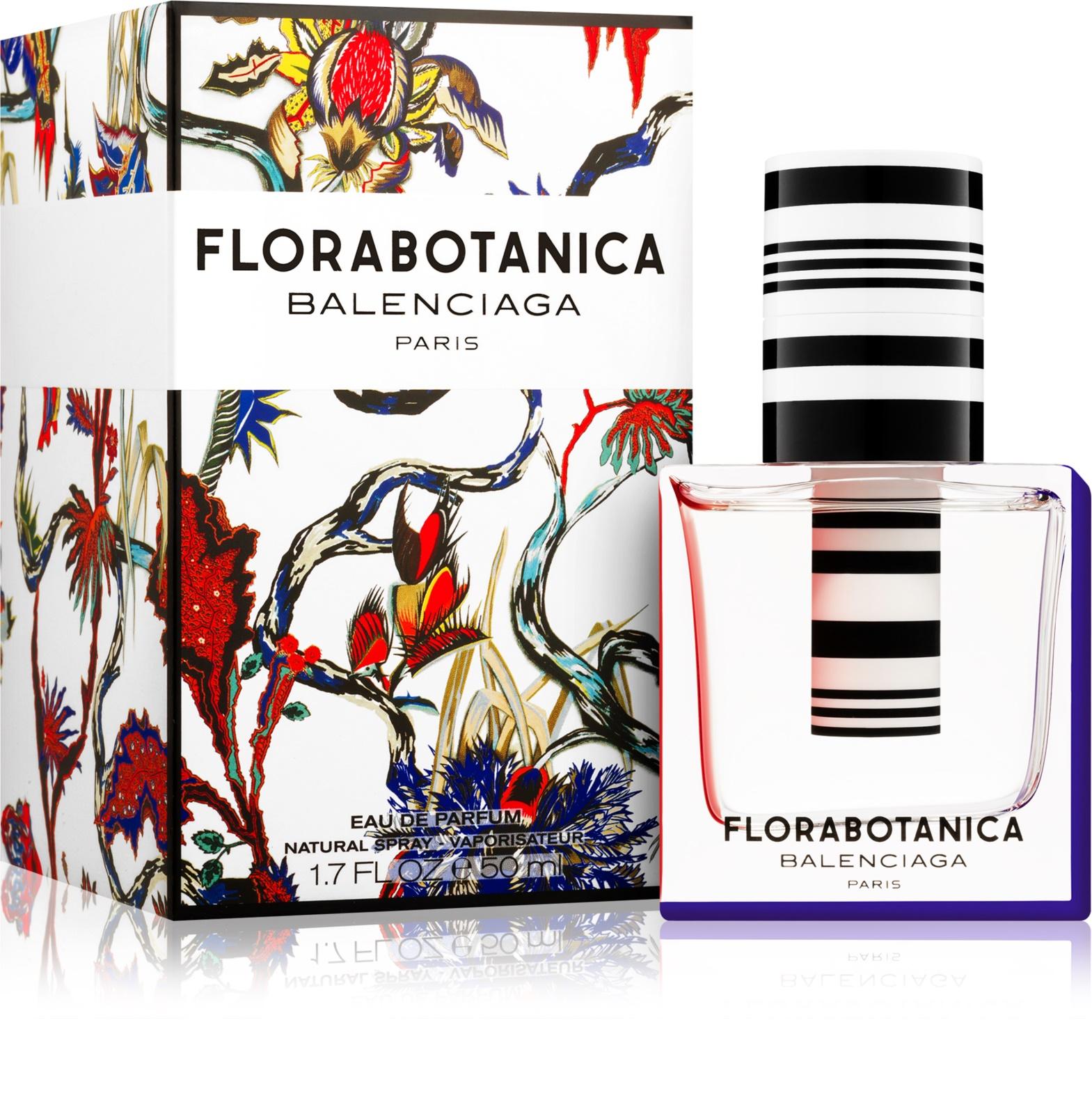<center>Balenciaga Florabotanica</center>