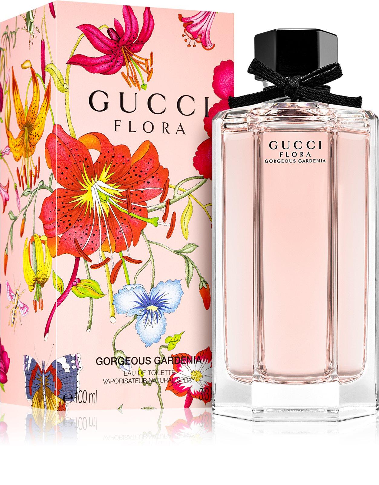 <center>Gucci Flora Gorgeous Gardenia</center>