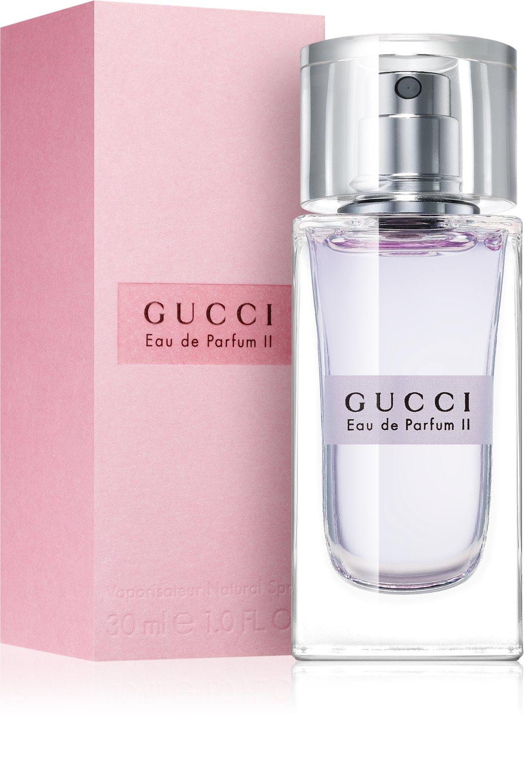 <center>Gucci Eau de Parfum II</center>