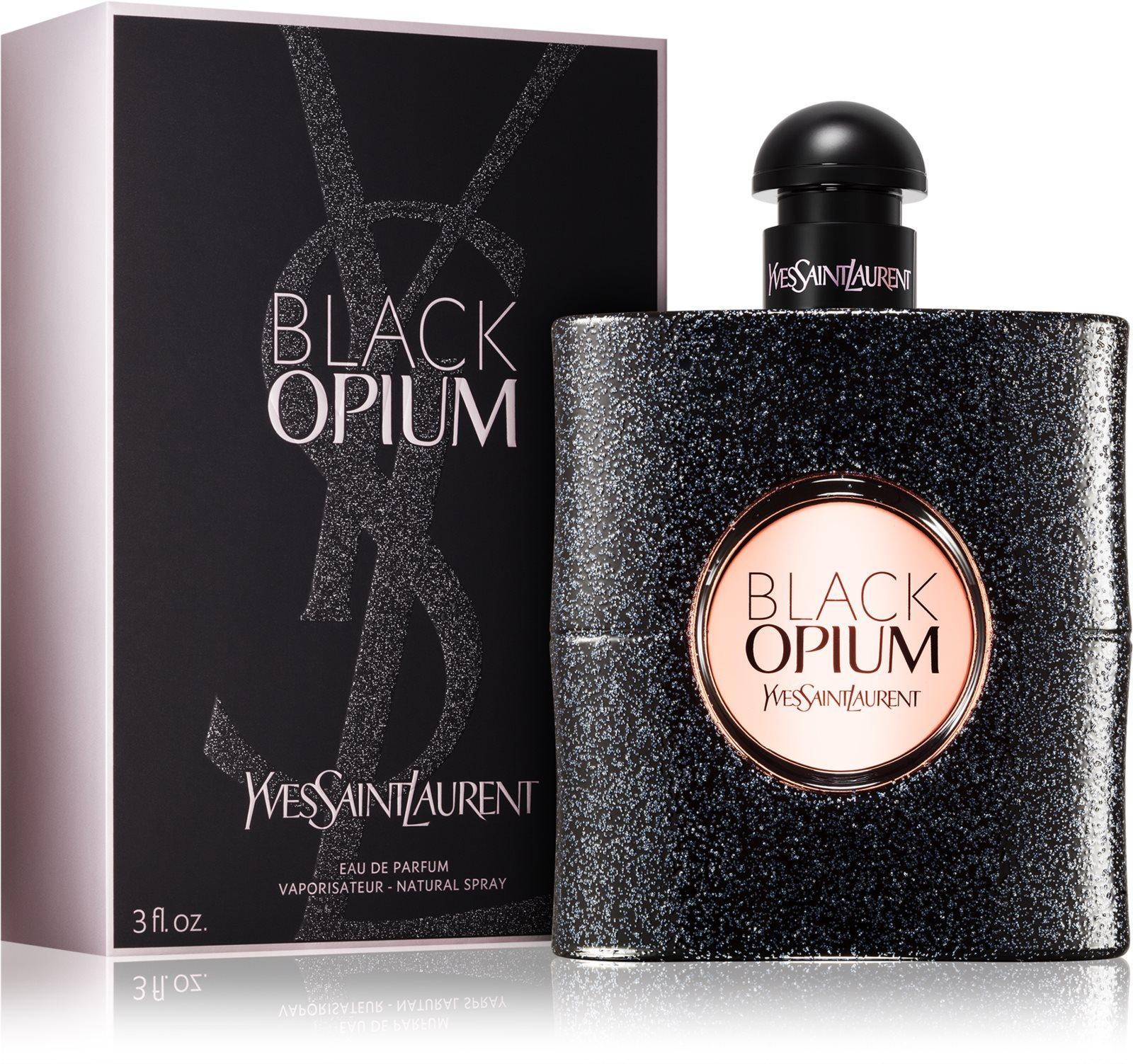 <center>YSL Black Opium</center>