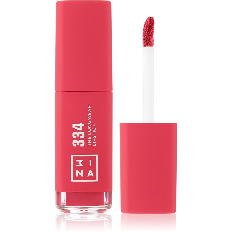 3INA The Longwear Lipstick rouge à lèvres liquide longue tenue teinte 224 7 ml
