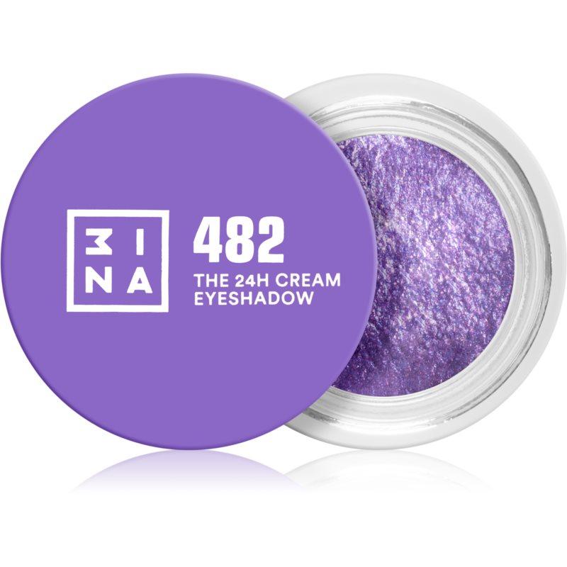 3INA The Cream Eyeshadow fard à paupières crème teinte 482 3 ml