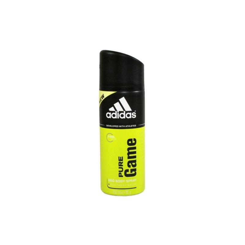 Adidas Pure Game déodorant en spray pour homme 150 ml