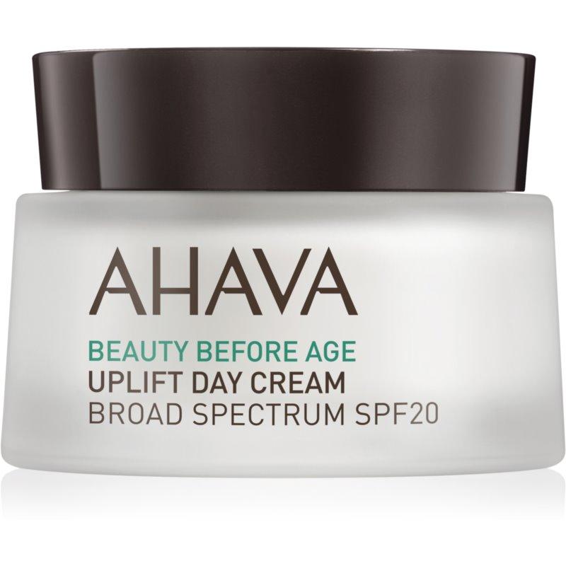 Ahava Beauty Before Age crème liftante pour une peau lumineuse et lisse SPF 20 50 ml