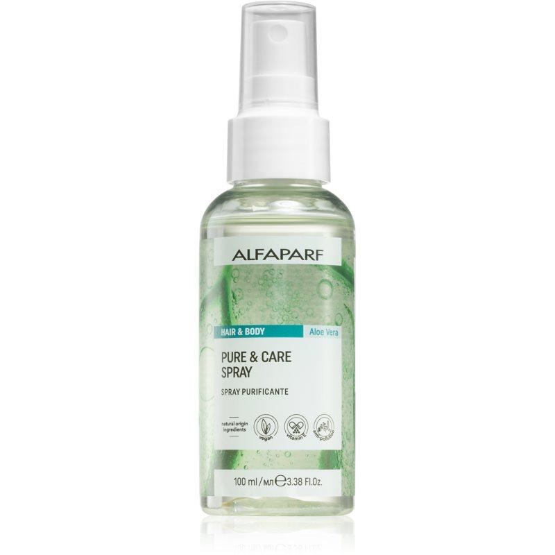 Alfaparf Milano Hair & Body spray rinfrescante per corpo e capelli 100 ml