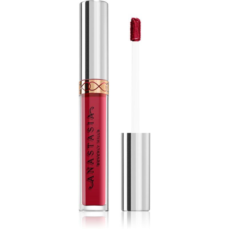 Anastasia Beverly Hills Liquid Lipstick rossetto liquido matte lunga tenuta colore American Doll 3,2 g