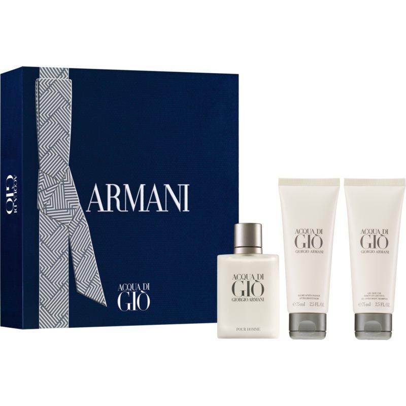 Armani Acqua di Giò Pour Homme coffret cadeau pour homme
