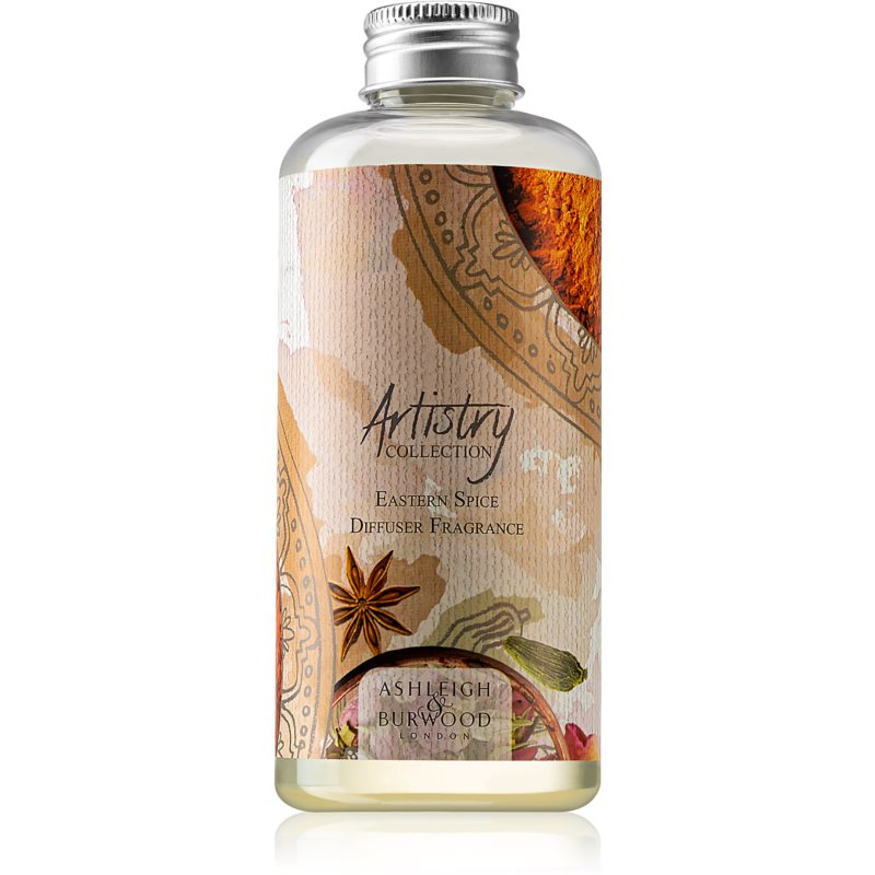 Ashleigh & Burwood London Artistry Collection Eastern Spice recharge pour diffuseur d'huiles essentielles 180 ml