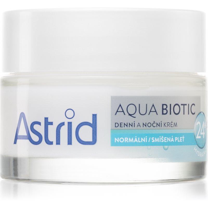Astrid Aqua Biotic crema giorno e notte effetto idratante 50 ml