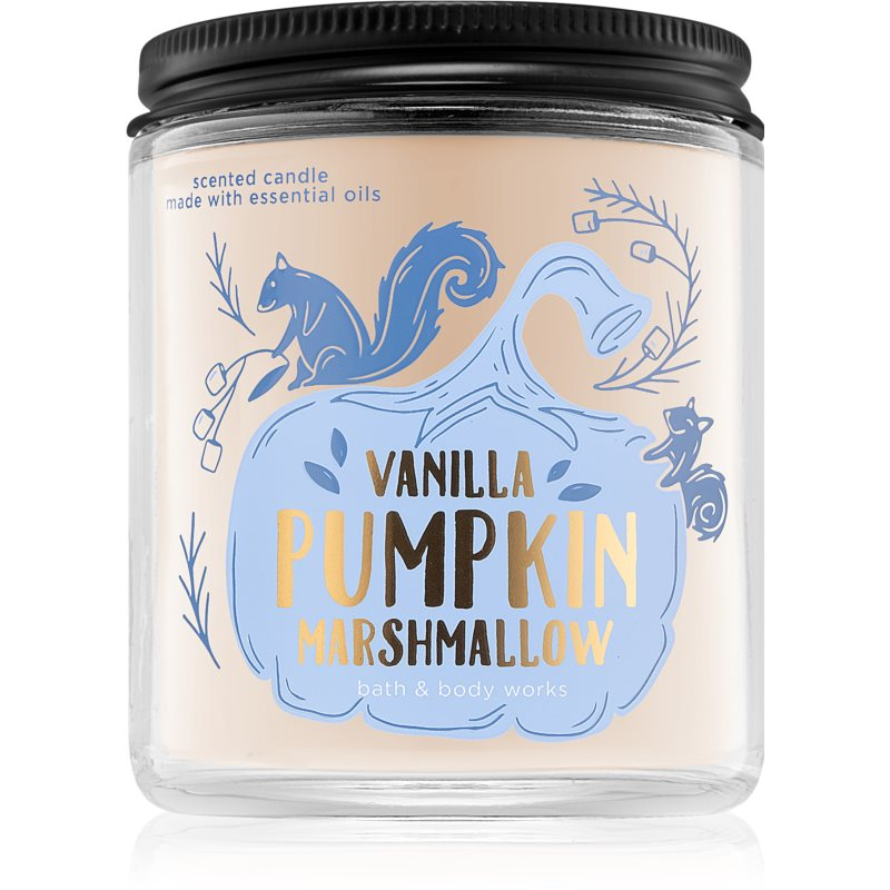 Bath & Body Works Vanilla Pumpkin Marshmallow vonná keramika 198 g