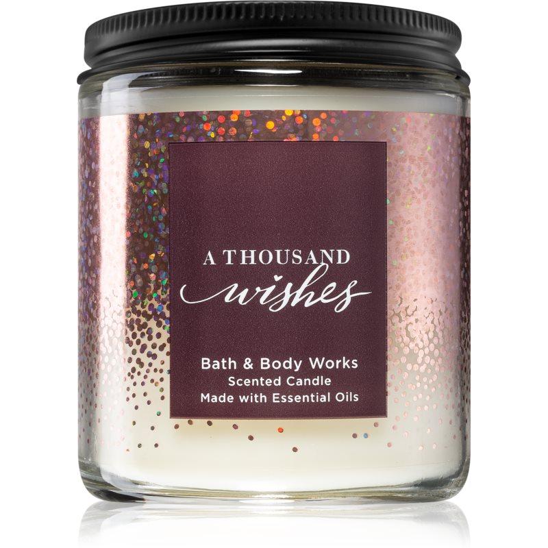Bath & Body Works A Thousand Wishes vonná svíčka 198 g