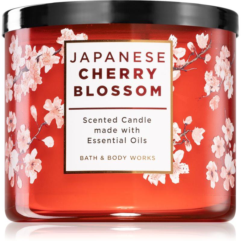 Bath & Body Works Japanese Cherry Blossom bougie parfumée I. 411 g