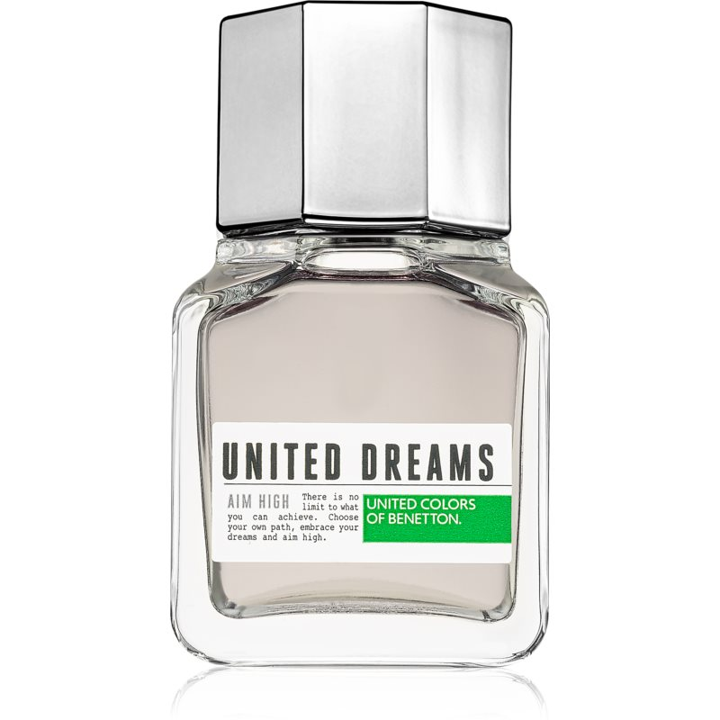 Benetton United Dreams for him Aim High Eau de Toilette uraknak 60 ml
