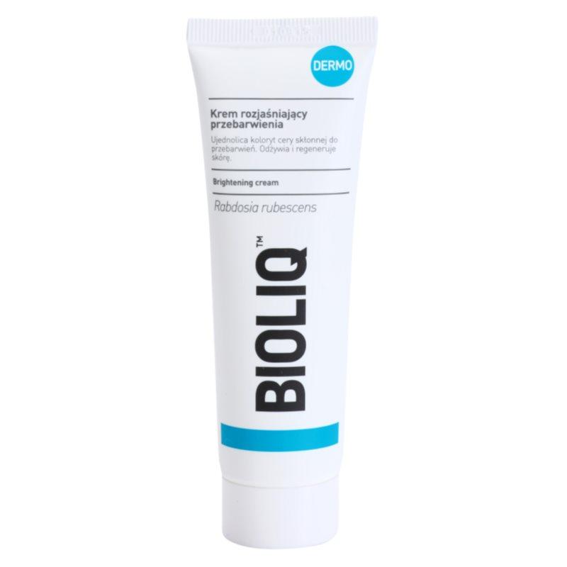 Bioliq Dermo crème illuminatrice pour une peau unifiée 50 ml
