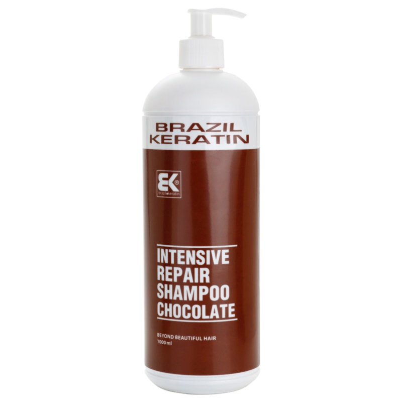 Brazil Keratin Chocolate šampon pro poškozené vlasy 1000 ml