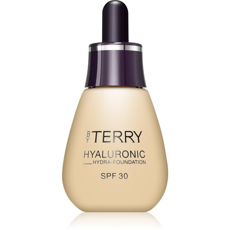 By Terry Hyaluronic Hydra-Foundation fond de teint liquide pour un effet naturel SPF 30 200N Natural 30 ml