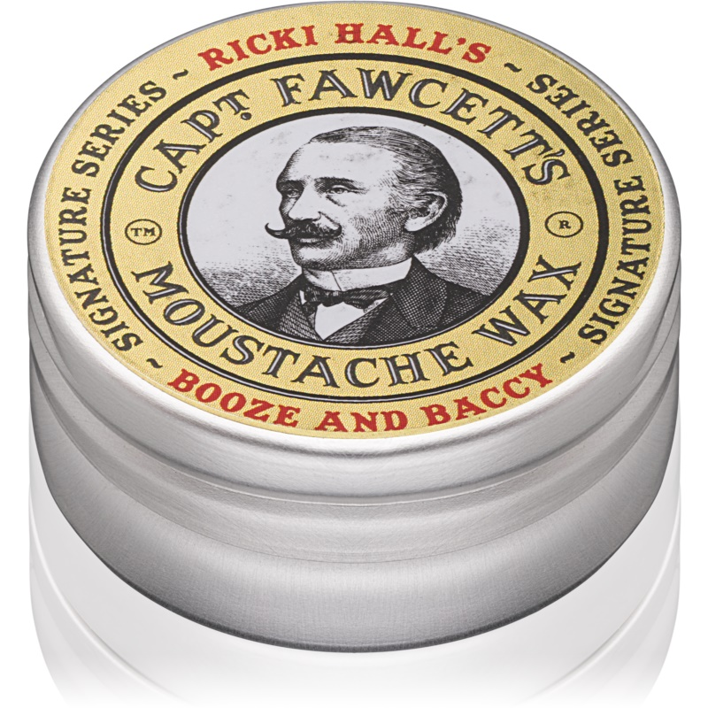 Captain Fawcett Ricki Hall´s cire pour moustache 15 ml