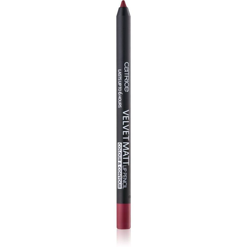 E-shop Catrice Velvet Matt konturovací tužka na rty odstín 70 I Dream Of Auber-Jeannie 1.3 g