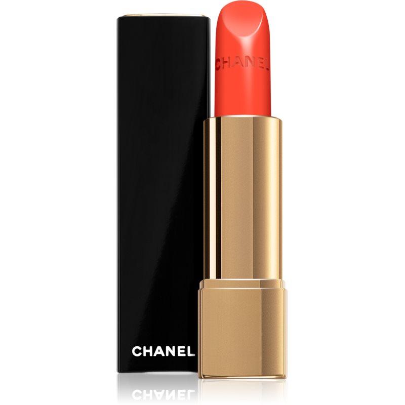 Chanel Rouge Allure intenzivní dlouhotrvající rtěnka odstín 182 Vibrante 3.5 g