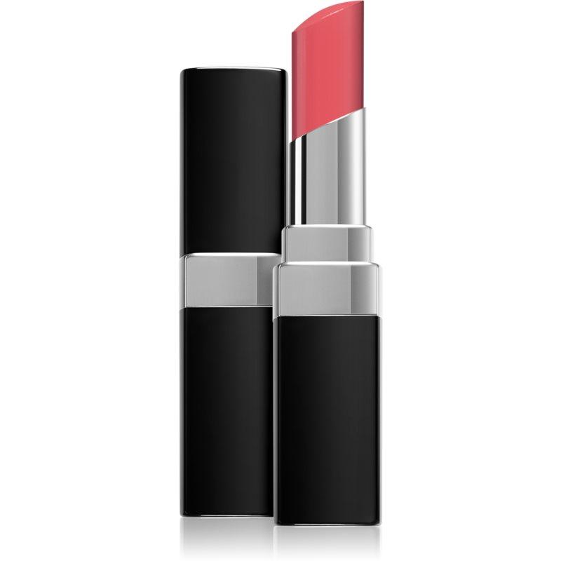 Chanel Rouge Coco Bloom intenzivní dlouhotrvající rtěnka s vysokým leskem odstín 124 - Merveille 3 g