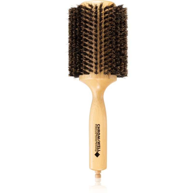 Chromwell Brushes Natural Bristles brosse à cheveux poils naturels Ø 32 mm
